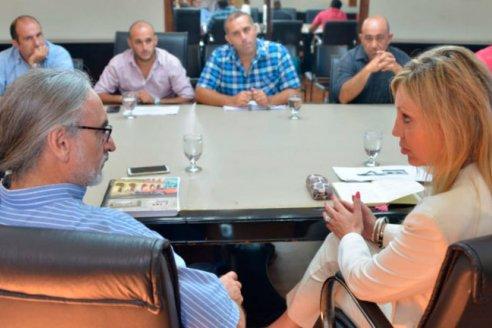 Segmentación de retenciones: productores del sur santafesino se reunieron con Basterra