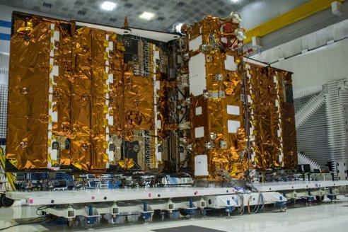 Argentina pondrá un nuevo satélite en el espacio