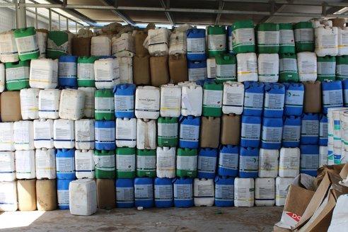 Fitosanitarios: presentaron en Santa Fe un nuevo sistema de recupero de envases