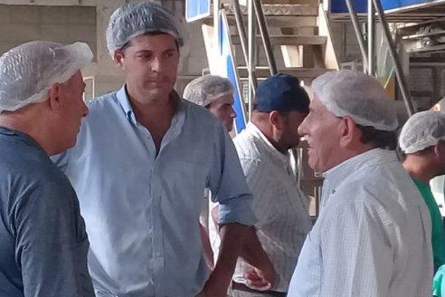 Se trabaja en la exportación de miel con agregado de valor