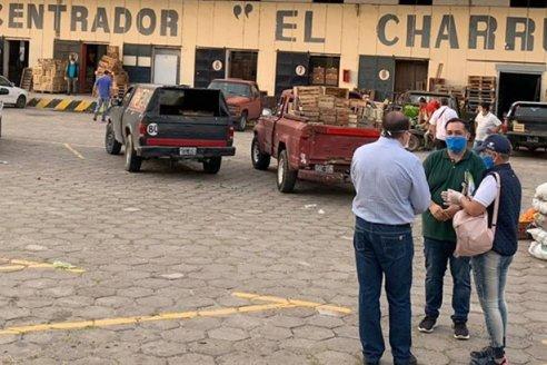 Se realizó un operativo de control de precios en el mercado El Charrúa de Paraná