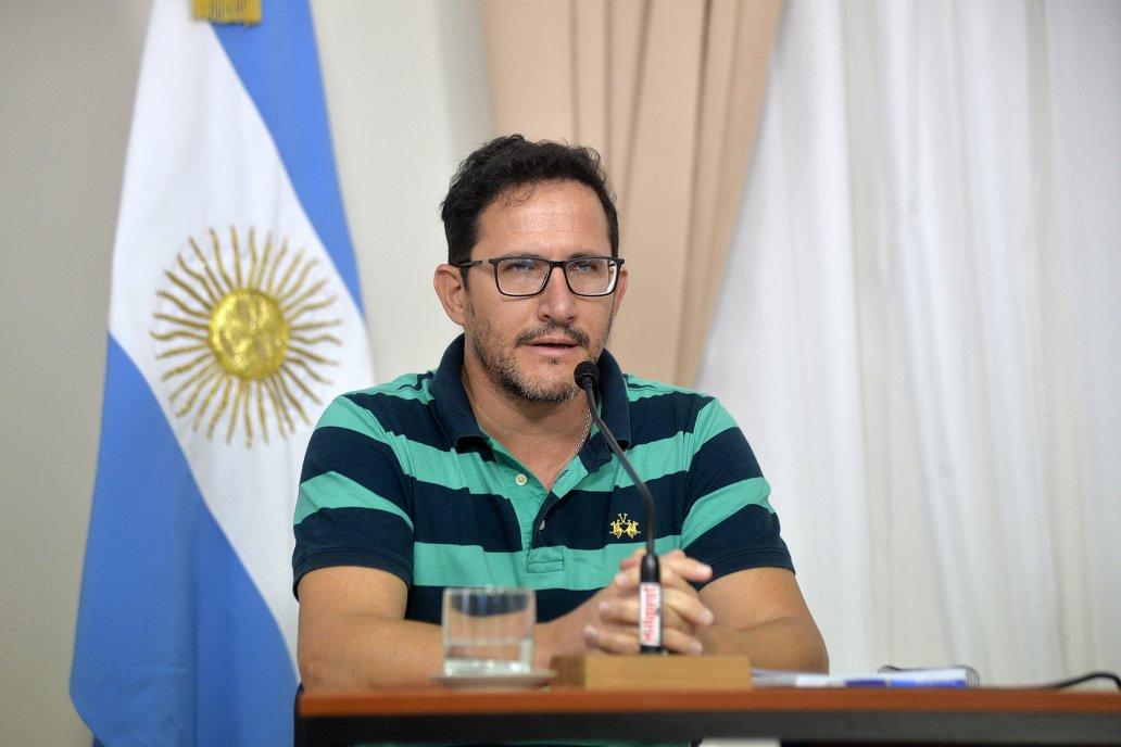 Secretario de Agricultura y Ganadería, Lucio Amavet