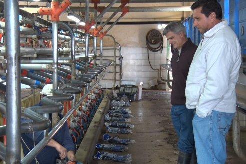 Visita a Tambo Los Tolitos - Rincón del Doll - Departamento Victoria