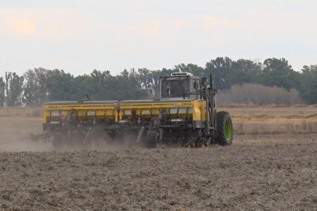 Se suspendió la venta de fertilizantes y fitosanitarios para siembra de trigo