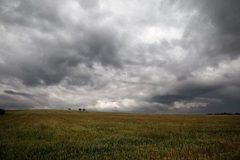 Anticipan lluvias intensas para Entre Ríos