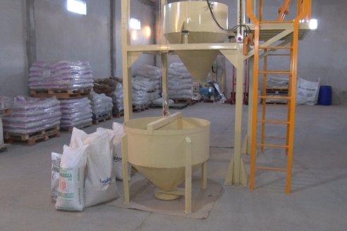 Nutrelar SRL - Una joven empresa que elabora microingredientes para dietas de nutrición animal