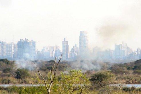 La Justicia federal de Entre Ríos prohibió las quemas de pastizales