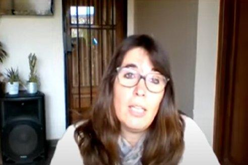 """""""No es cierta la propaganda de que se desactivaba cuando tocaba el suelo"""" dice Carolina Sasal"""