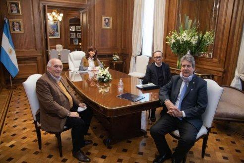 Cristina respaldó el proyecto del Consejo Agroindustrial Argentino