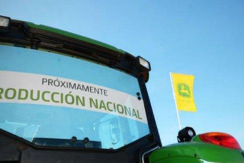 Maquinaria agrícola: piden más créditos y avanzar con un plan canje