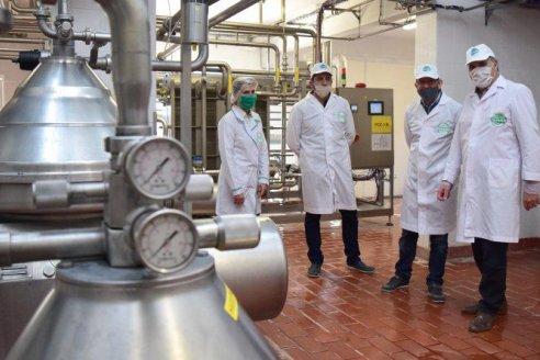 ¿Qué tiene que pasar para producir más lácteos?