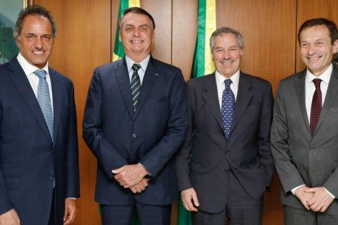 Oportunidad para exportarle más alimentos a Brasil