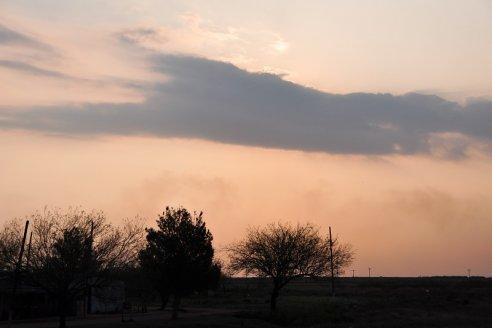 El año finaliza con inestabilidad y lluvias dispersas