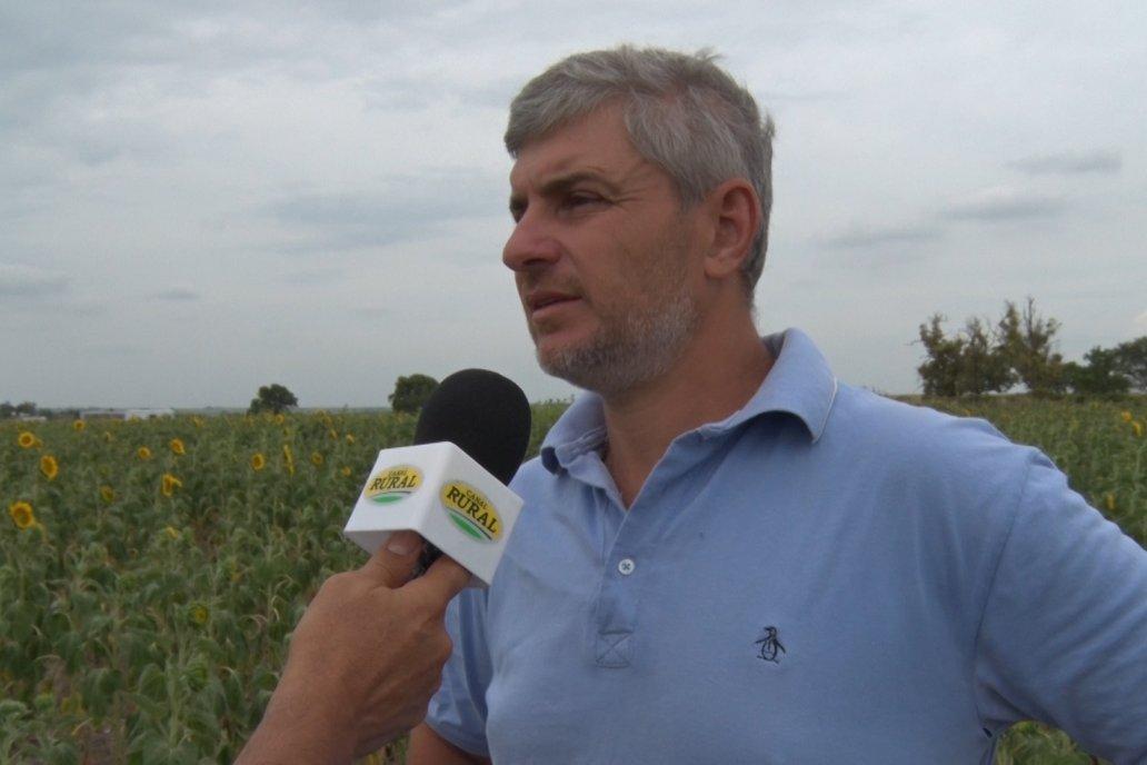 Merini confió que el techo de rendimiento en la provincia aún está alto.