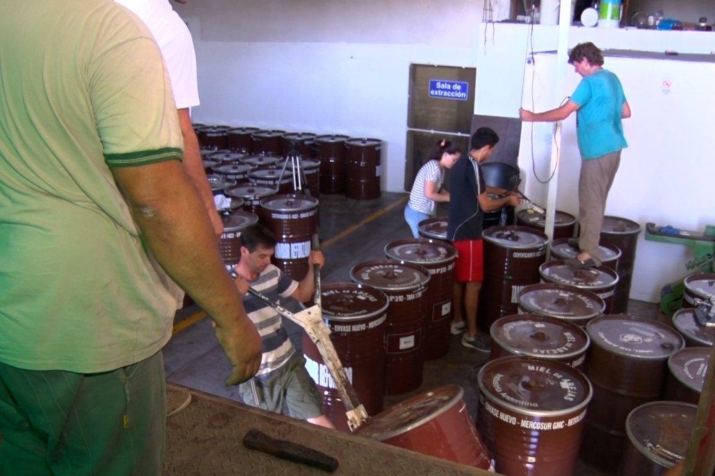 La producción entrerriana tiene destino de exportación.