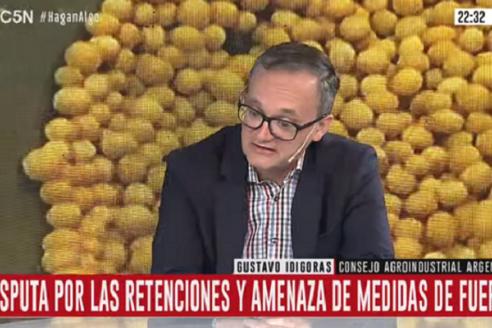 Agroindustriales intentan reunirse con Alberto Fernández