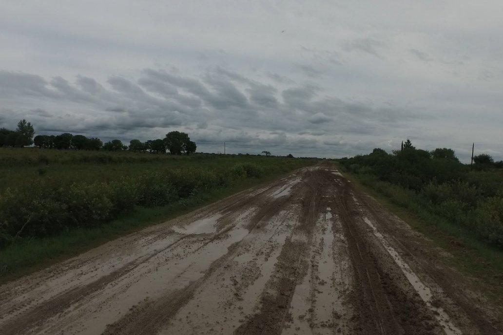 Las precipitaciones están previstas para el centro norte entrerriano.