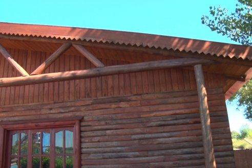 Cabañas El Picapalo - La madera gana espacio en el mundo de la construcción