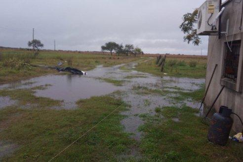 Las precipitaciones seguirán firmes en el Litoral un par de días más