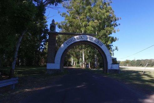 Visita Tambo Educativo de la Escuela Normal Rural Juan Bautista Alberdi - Oro Verde - Entre Ríos