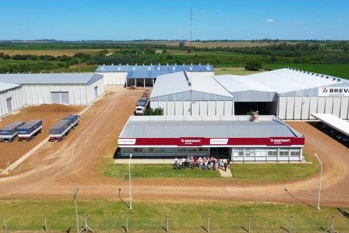 Visita a DASER AGRO Casa Central - Dos décadas de crecimiento al servicio del productor