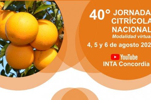 40° JORNADA CITRÍCOLA NACIONAL