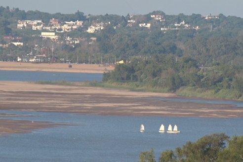 Emergencia hídrica: el repunte del río puede iniciarse en noviembre