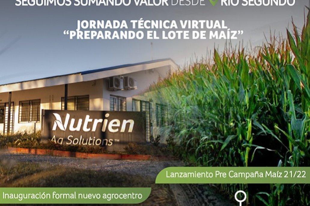 """Jornada virtual: """"Preparando el Lote de Maíz"""