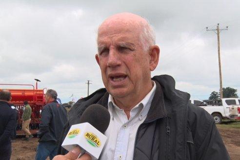 """Hugo Muller: """"Es probable que en la provincia y el país se siembre más arroz en la próxima campaña"""""""