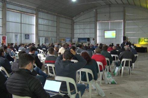 32° Jornada Nacional del Cultivo de Arroz - Campo Experimental Fundación Proarroz - San Salvador, Entre Ríos