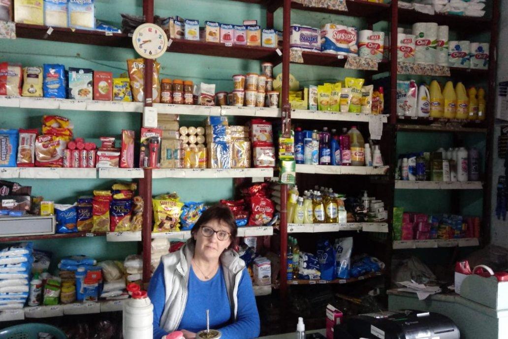Zulma Omarini está al frente del negocio junto a Juan José Varisco, su esposo.